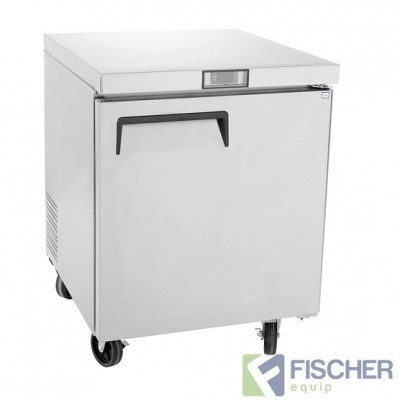 Single Door Bench Freezer 184L