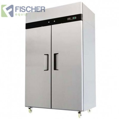 Double Door Fridge 900L - YBC02-SS