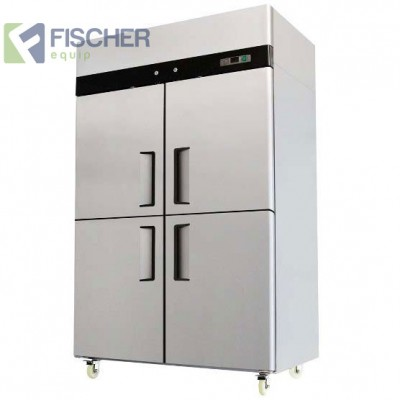 Four Split Door Fridge 900L - YBC04-SS