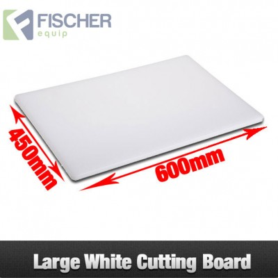 CUTTING BOARD - WHITE