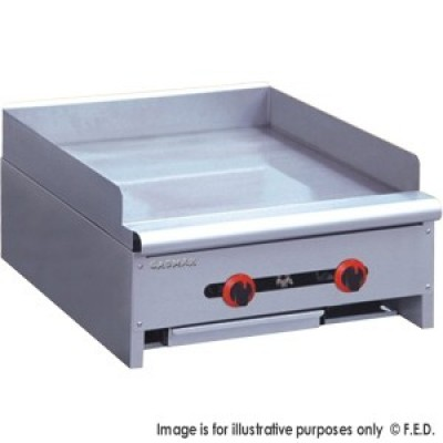 GASMAX Benchtop Two Burner Griddle