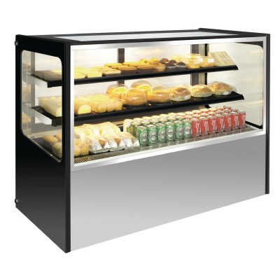 Polar Patisserie Display Fridge 400L