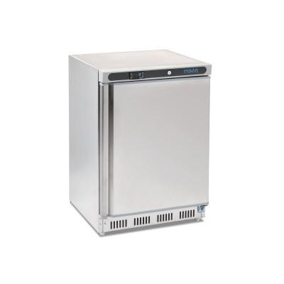 Polar Undercounter Freezer Stainless Steel 140L