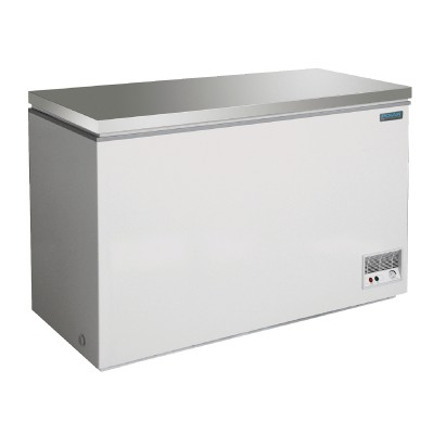 Polar Chest Freezer Stainless Steel 466L