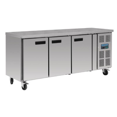 Polar Counter Freezer 417L