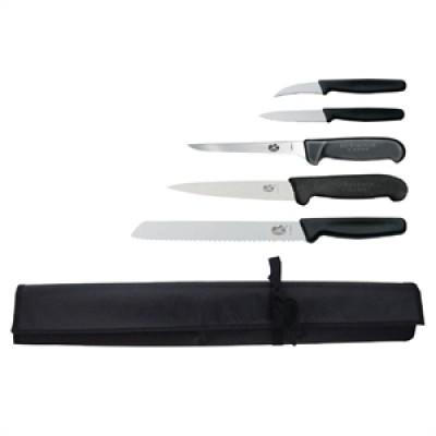 Victorinox 6 Piece Knife Set - 25cm Chefs knife