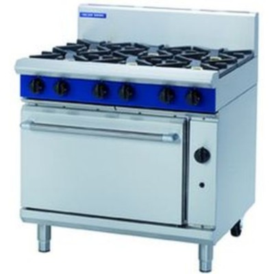 Blue Seal By Moffat 6 Burner Oven