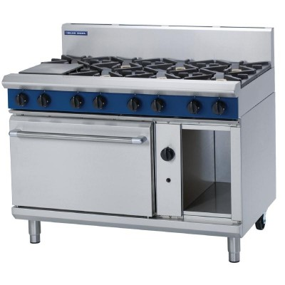 Blue Seal By Moffat 8 Burner Oven