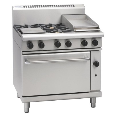 Waldorf by Moffat 4 Burner With 300mm Griddle