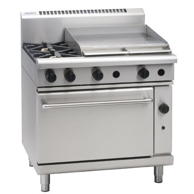 Waldorf by Moffat 2 Burner With 600mm Griddle