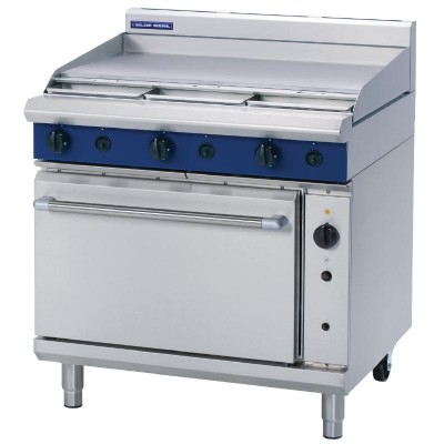 Blue Seal Convection Oven With Griddle